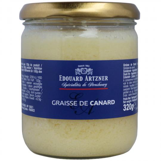 Edouard Artzner Entenfett  320g Glas