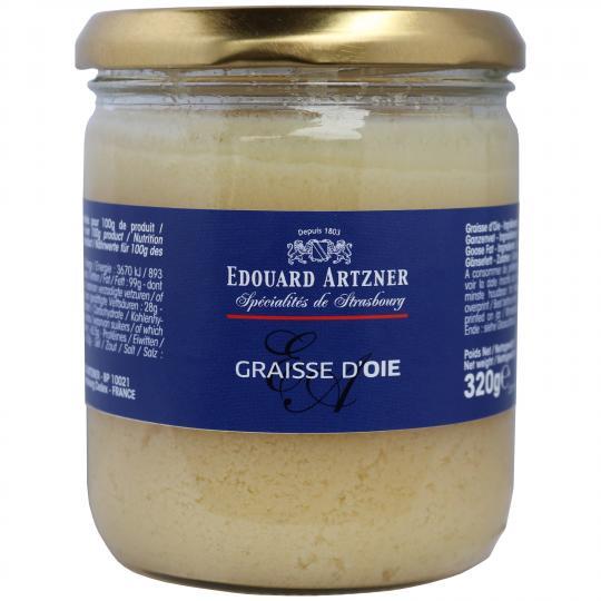 Edouard Artzner Gänsefett 320g Glas