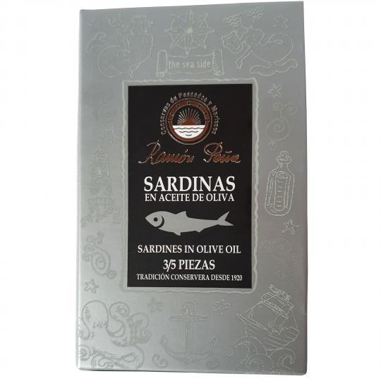 Ramón Peña große Sardinen in Olivenöl