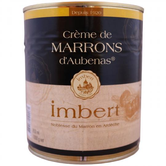 Maronencreme von Imbert  1kg Dose