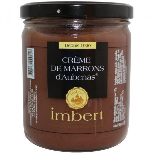 Maronencreme von Imbert