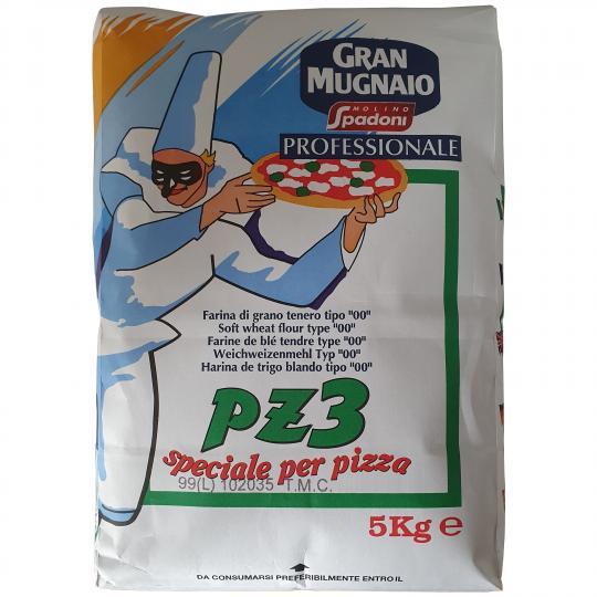 Gran Mugnaio Pizzamehl Typ 00