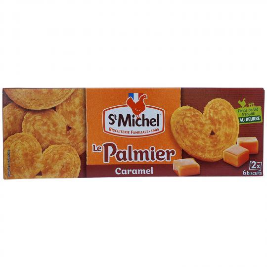 St. Michel Gebäck Butterblätterteig mit Karamell