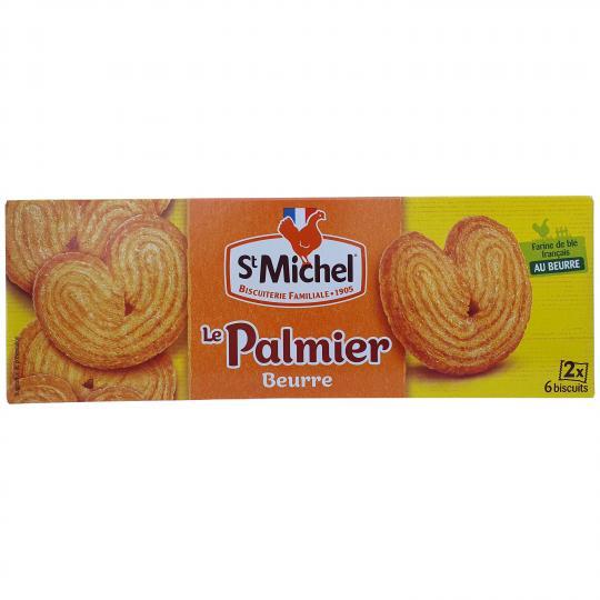St. Michel Gebäck aus Butterblätterteig
